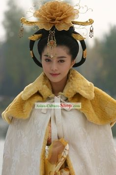 Image detail for -Traditional Ancient Chinese Clothing China Dance Costumes Hanfu Ethnic ...