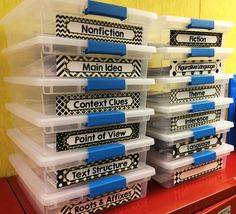The Brown-Bag Teacher: Storing & Organizing Hands-On Materials