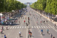 It's not a hoax, Paris will go carless for one day, Sunday Sept 27, 2015