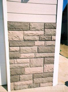See pictures of the gorgeous indoor and outdoor designs created with Windsor rock and stone style panels and columns. Stacked Stone Panels, Faux Stone Panels, Faux Panels, Stone Pictures, Indoor Outdoor, Outdoor Decor, See Picture, Home Improvement, New Homes