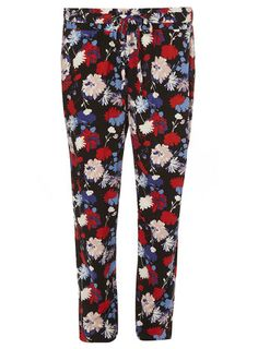 551056a862815 Take a look at this Teal & Red Floral Leggings - Toddler & Girls