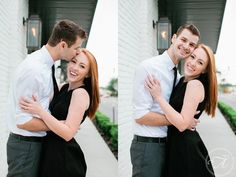 Downtown Tampa Engagement Session | Oxford Exchange » annie agarwal photography