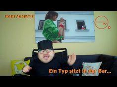 MontagsWitz — Ein Typ sitzt in der Bar... - YouTube