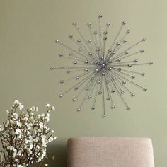 Shop for Burst Metal Wall Decor . Free Shipping on orders over $45 at Overstock.com - Your Online Home Decor Outlet Store! Get 5% in rewards with Club O!