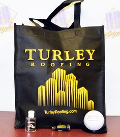 Turley Roofing – Bag Promo