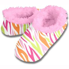 c0f3d1e16 Snoozies Fleece Lined Slippers - Animal Skins Collection