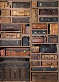 Storage for Everything....Someday I will build this.