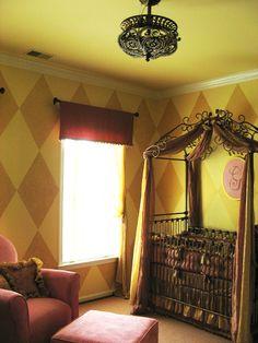 Whimsical Fairy Tale Nursery.