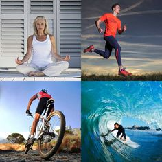 Traumkörper: Welche Sportart formt welchen Körper? Unsere Tipps Forever Yours, Yoga, Workout, Training, Gain Muscle, Bicycling, Tips, Work Out