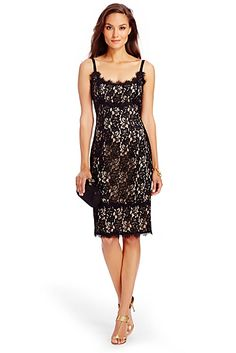 DVF Olivia Dress: The sexy lingerie inspired look is on trend for the summer! I like this version but in a lace cami style. Perfect dress for a night out!