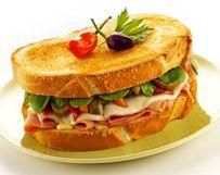 Super Spicy Italian Sandwich With Wisconsin Provolone | Wisconsin Milk Marketing Board