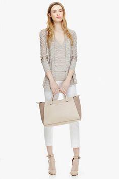 Draped Soft Cardigan - sweaters & cardigans | Adolfo Dominguez shop online