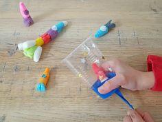 Dans le cadre de la team de Tête à Modeler, nous avions pour défi d'utiliser les flocons de maïs sur le thème de l'espace. Nous avons donc d...