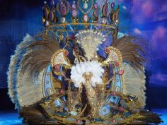 4ª Dama de Honor Carnaval de Santa Cruz de Tenerife 2014