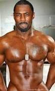 Resultado de imagen de idris elba shirtless pictures