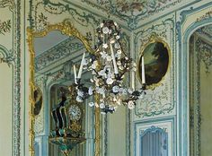Apartment of the Dauphin Palace Garden, Palace Of Versailles, Secret Places, Fantasy Series, Historical Architecture, Source Of Inspiration, Decoration, 18th Century, Just In Case