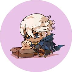 It's that poor puppy Niles told Camilla he wouldn't take care of if he seen a puppy on the street! Proud Of My Son, Fire Emblem Fates, Fire Emblem Awakening, Old Games, Best Waifu, Kawaii, Game Art, Character Art, Nerdy