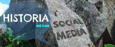 Infografía: Historia de los Social Media vía el Blog de Daniela Espinosa www.danielaespinosa.com vía @Pinterest