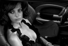 Daria Werbowy Steven Meisel Vogue Italia Fashion Photography