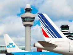エールフランス-KLMオランダ航空 新航空会社発表
