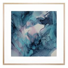 """A compelling abstract artwork, """"24 Part 2"""" will be usher a modern vibe into any living space."""