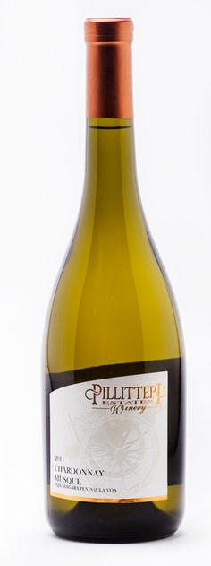 2011 Chardonnay Musque. Pillitteri #Wine