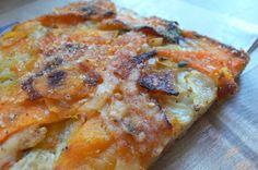Pizza Patate, Grandaisy Bakery, SoHo, NYC