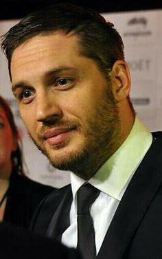 Listen to me Tom Hardy