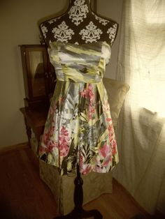 Speechless Juniors Dress, Strapless Size 3 New With Tags