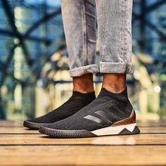 online store 8e7e4 2e5f8 adidas Predator Tango 18+ Ultraboost TR - Mens Boots - Street - CM7685 -  Core Black Core Black Solar Red