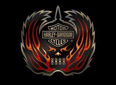 Harley-Davidson Emblems on Behance