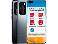 HUAWEI P40 Pro 5G - USP Leica, Smartphone, Usb, Frost, Silver, Night Photography, Love Life, Money