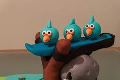 E os Birds...