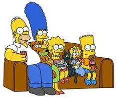Partitura de Los Simpson pinchando en la imagen