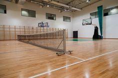 Przenośny zestaw do tenisa ziemnego Basketball Court, Sports, Tennis, Sport