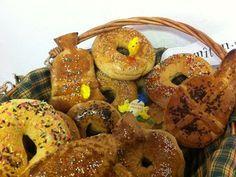 Campanares (gâteaux de Pâques faits en Tunisie) - Recette de cuisine Marmiton : une recette