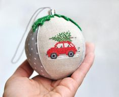 Thrilling Designing Your Own Cross Stitch Embroidery Patterns Ideas. Exhilarating Designing Your Own Cross Stitch Embroidery Patterns Ideas. Cross Stitch Christmas Ornaments, Baby First Christmas Ornament, Personalized Christmas Ornaments, Babies First Christmas, Christmas Cross, Xmas, Christmas Tree, Cross Stitching, Cross Stitch Embroidery