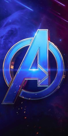 Avengers logo, Avengers wallpapers for iPhone and Android