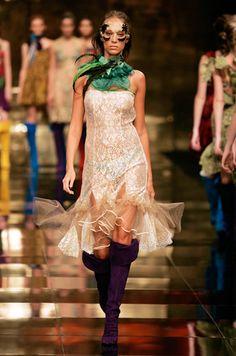 Coleção // Animale, Fashion Rio, Inverno 2005 RTW // Foto 14 // Desfiles // FFW