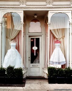 Don't Pay Retail for Your Wedding Dress    Look for a dress at sample sales, trunk shows, and outlets; you can sign up for some designers' sample-sale listings online.      Consider wearing your mother's gown. The costs of cleaning and alterations will likely be far less than the cost of buying a new wedding dress.