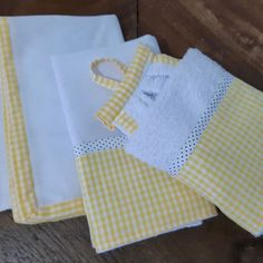 Kit P.Prato, BateMão, Pia e Limpeza Tableware, Hand Applique, Kitchen Products, Sink Tops, Dish Towels, Fabric Dolls, Dinnerware, Tablewares, Dishes
