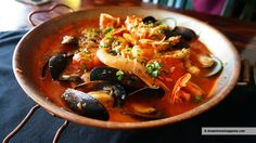 One day and more than 10 stops on a special Hamilton Ontario Restaurant tour to showcase Hamilton's international food scene. Hamilton Ontario, Travel Magazines, International Recipes, Places To Eat, Paella, The Locals, Thai Red Curry, Portuguese
