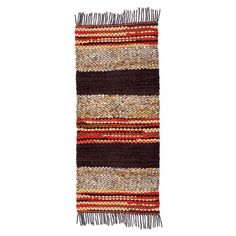 Alanna 2' x 6' Rug in Brown