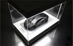 1/18 SCALE LED DISPLAY CASE model cars display