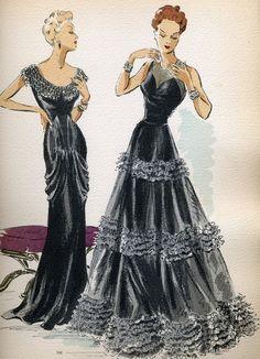 Creations Parisiennes, 1940