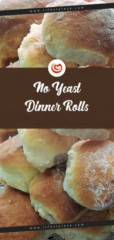 No Yeast Dinner Rolls - Eve LifeStyle