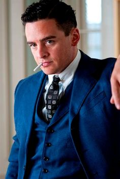 Boardwalk Empire Charlie Luciano Vincent Piazza