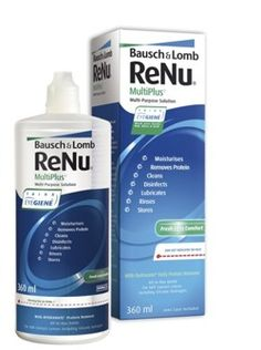 ReNu Multiplus 360ml Creative Design, Medical, Personal Care, Pharmacy, Product Design, Packing, 3d, Beauty, Poster