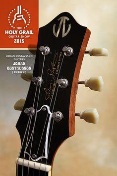 Exhibitor at the Holy Grail Guitar Show 2015: Johan Gustavsson, Johan Gustavsson Guitars, Sweden. http://www.jgguitars.com https://www.facebook.com/jgguitars http://holygrailguitarshow.com/exhibitors/johan-gustavsson-guitars/