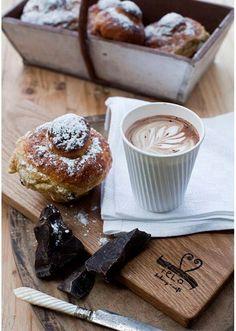 Café gourmand   #Coffee
